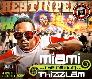 Miami And The Nation Of Thizzlam album cover