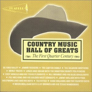 Country Music Hall Of Greats album cover