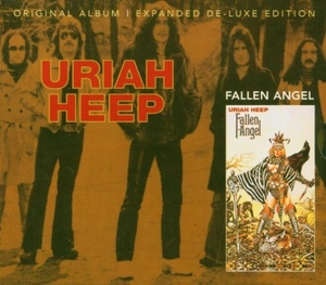 Fallen Angel (Expanded Deluxe Edition) album cover