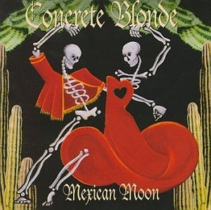 Mexican Moon album cover