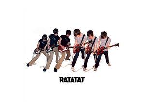 Ratatat album cover