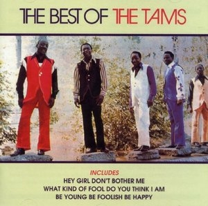 Best Of The Tams album cover