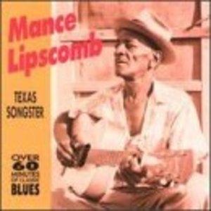 Texas Songster album cover