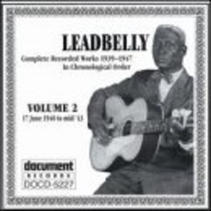 Complete Recorded Works Vol.2 (1940-1943) album cover