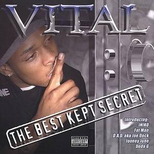 The Best Kept Secret album cover