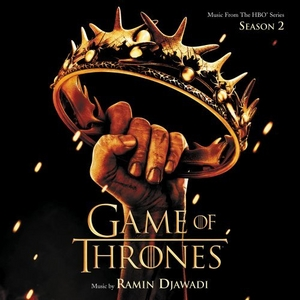 Game Of Thrones (Music From The HBO Series) Season 2 album cover