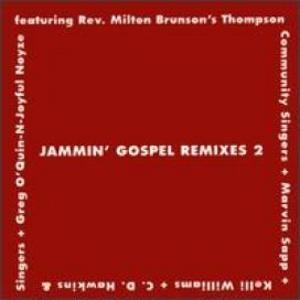 Jammin' Gospel Remixes 2 album cover