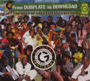 From Dubplate To Download: The Best Of Greensleeves album cover