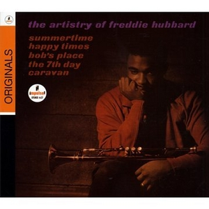 The Artistry Of Freddie Hubbard album cover