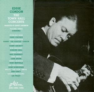 The Town Hall Concerts Vol.3 album cover