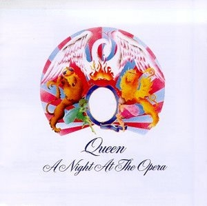 A Night At The Opera (Exp) album cover
