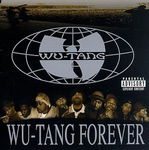 Wu-Tang Forever album cover
