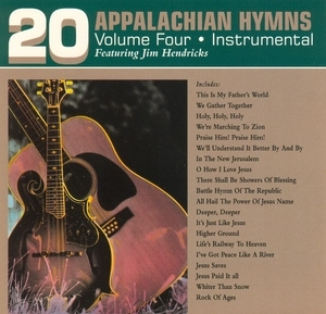 20 Appalachian Hymns Vol.4 album cover