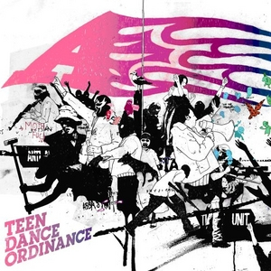 Teen Dance Ordinance album cover