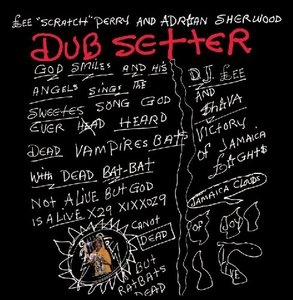 Dub Setter album cover