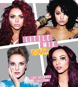 DNA: The Deluxe Edition album cover