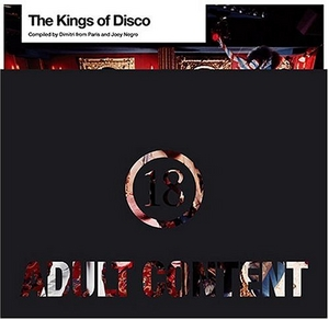 The Kings Of Disco album cover