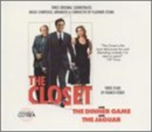 The Closet~ The Dinner Game~ The Jaguar (Original Soundtracks) album cover