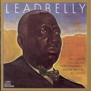 Leadbelly album cover