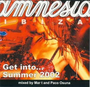 Amnesia Ibiza album cover