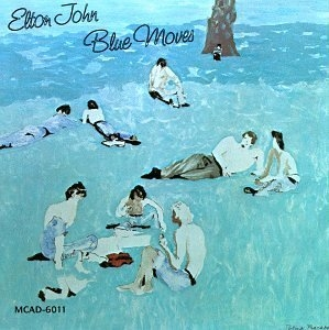 Blue Moves album cover