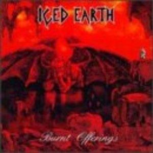 Burnt Offerings album cover