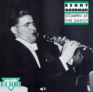Stompin' At The Savoy (Bluebird) album cover
