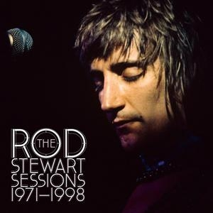 The Rod Stewart Sessions 1971-1998 album cover