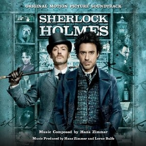 Sherlock Holmes: Original Motion Picture Soundtrack album cover