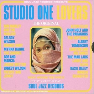 Studio One Lovers album cover