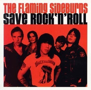 Save Rock 'N' Roll album cover
