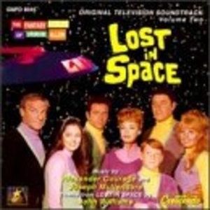 Lost In Space Vol.2 (Original Television Soundtrack) album cover