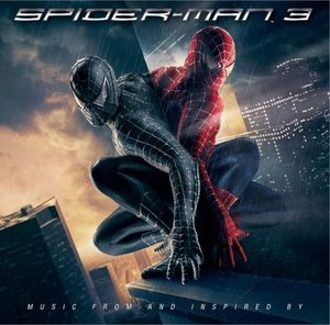 Spider-Man 3: Music From And Inspired By... album cover