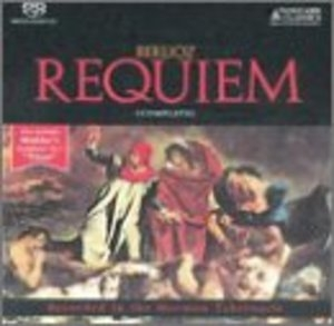 Berlioz: Requiem album cover