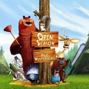 Open Season album cover
