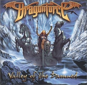 Valley Of The Damned album cover