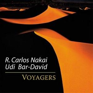 Voyagers album cover