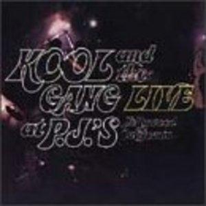 Live At PJ's album cover
