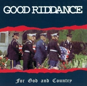 For God And Country album cover