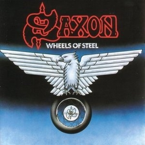 Wheels Of Steel album cover