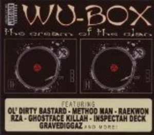 Wu Box: The Cream Of The Clan album cover