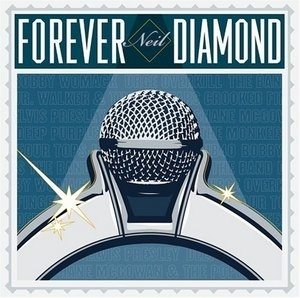 Forever Neil Diamond album cover