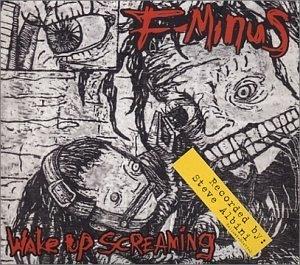 Wake Up Screaming album cover
