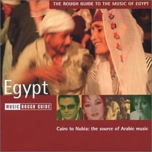 The Rough Guide To The Music Of Egypt album cover