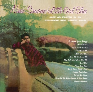 Little Girl Blue album cover