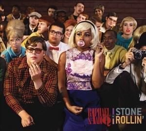 Stone Rollin' album cover
