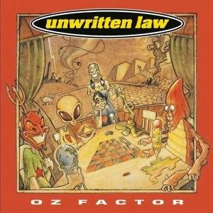 Oz Factor album cover