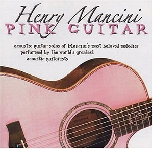 Pink Guitar album cover