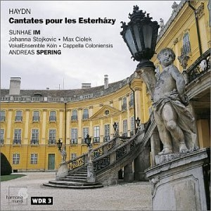 Haydn: Cantates Pour Les Esterhazy album cover