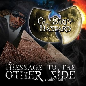 Message to the Other Side: Osirus, Part 1 album cover